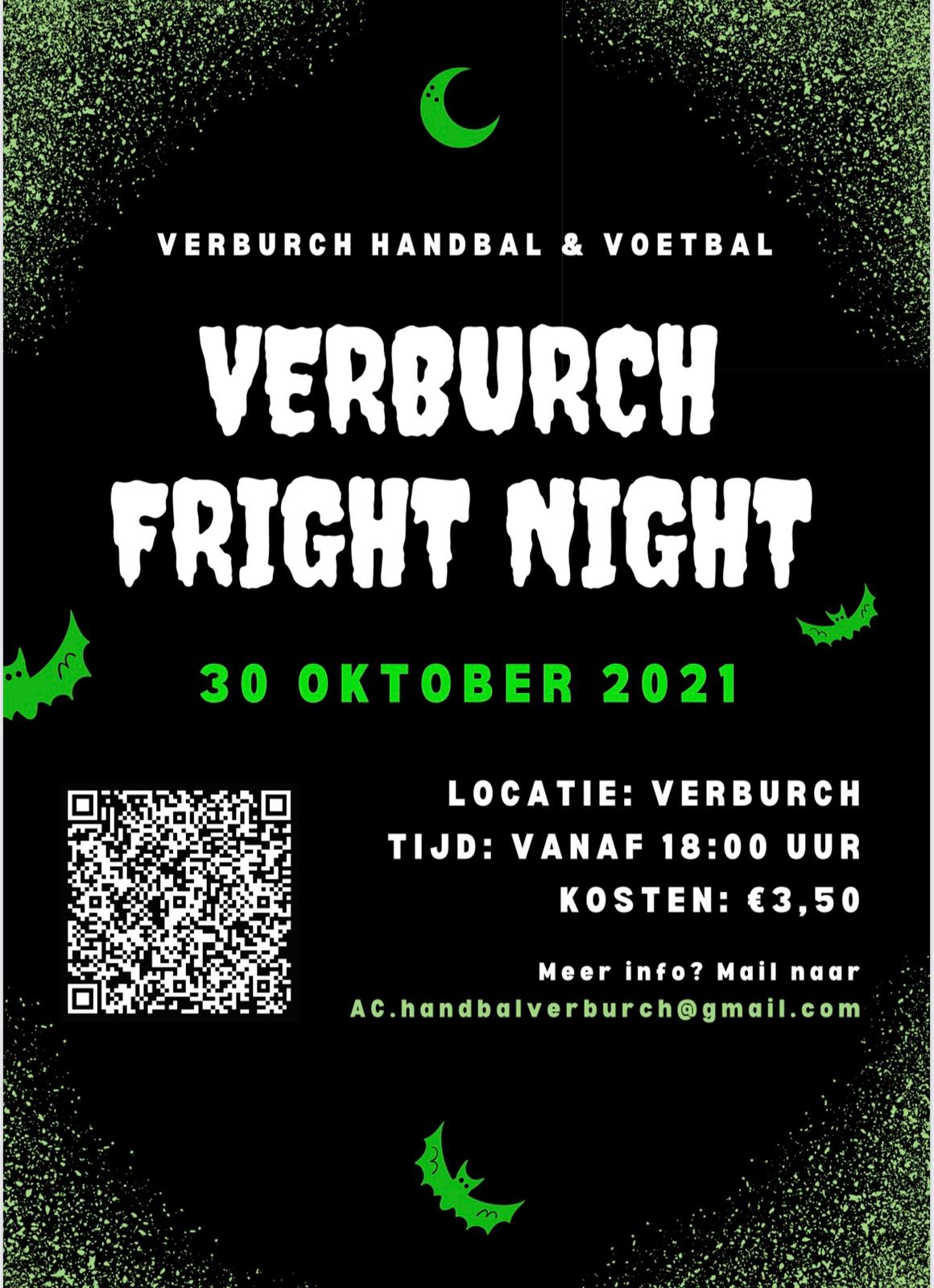 VERBURCH FRIGHT NIGHT 2021